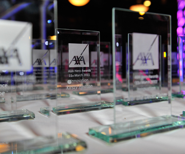 Axa Insurance Awards