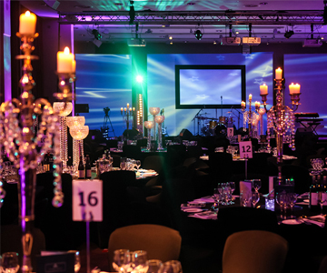 Charity Events & Fundraising Balls